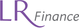 Insurance, Pensions, Mortgages, LR Finance, Wigan Logo