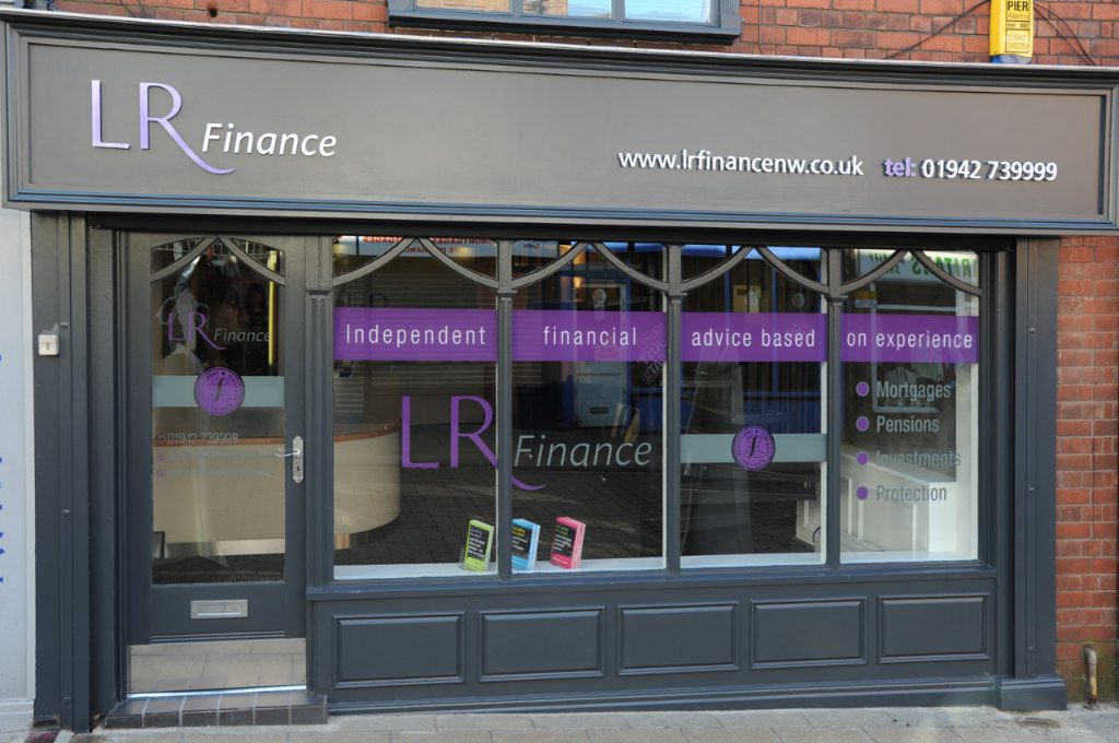 Financial Services, Independent Advisors, LR Finance, Wigan, Lancashire, NW